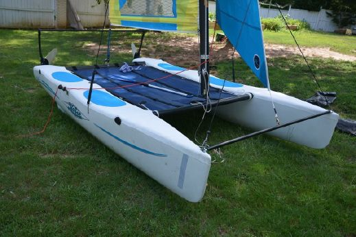 2000 Hobie Cat Wave 13
