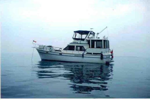 1986 President 43 Double Cabin Motor Yacht