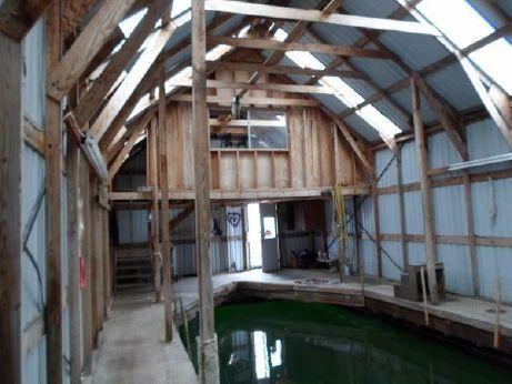 1986 Custom Boathouse