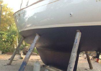 1981 Polaris 43 Cutter Rigged Cruising Yacht