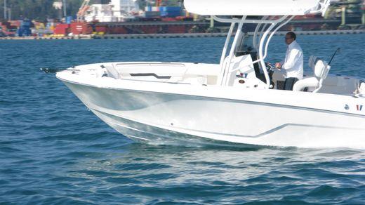 2017 Wellcraft Marine 222 Fisherman