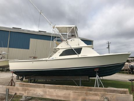 1965 Bertram 31 Sportfisher