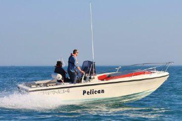 1989 Cranchi Pelican 21