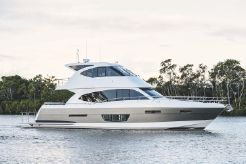 2020 Whitehaven 6000 Flybridge