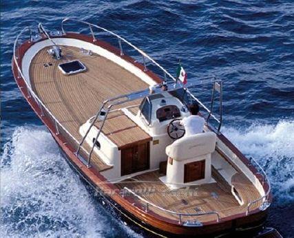 1998 Fratelli Aprea Gozzo 7.50 open cruiser