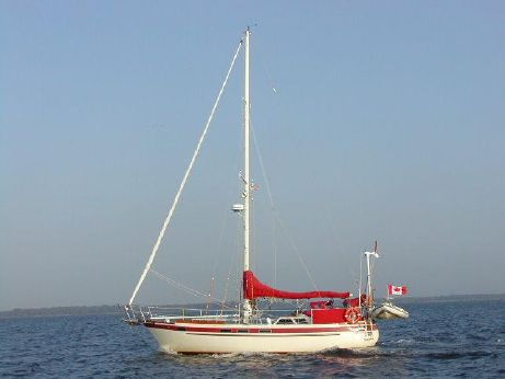 1987 Corbin Pilothouse Sloop Rigged