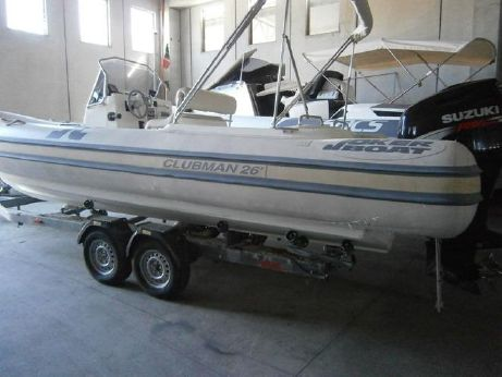 2008 Jokerboat Clubman 26