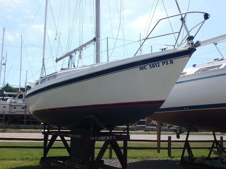 1987 Newport 27