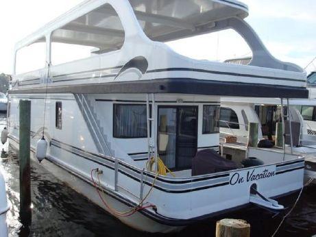 2002 Louisiana Houseboats 52 Catamaran Houseboat
