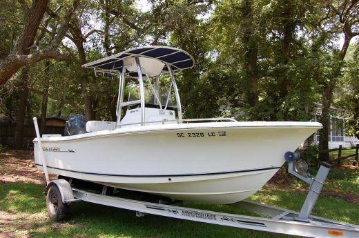 2010 Sea Hunt Triton 202