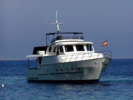 2016 Eagle 53 Trawler