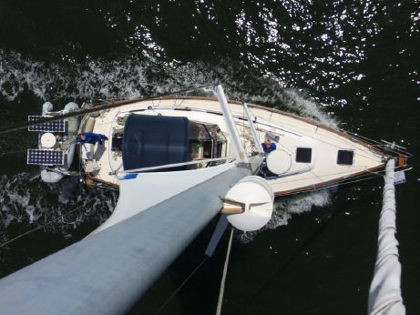 2001 Bavaria 40 Ocean Center Cockpit