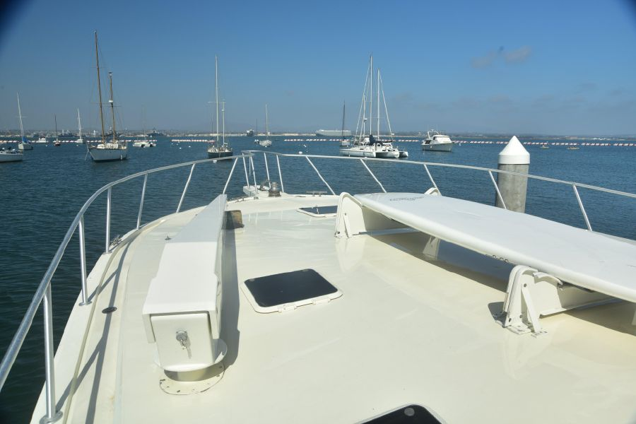 photo of 57' Viking Convertible