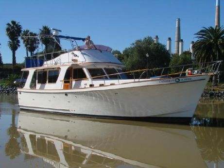 1980 Chb Europa Sedan Trawler