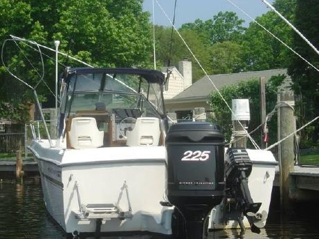 1987 Grady White 24 OFFSHORE Repower