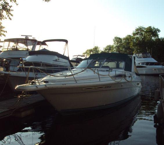 Sea Ray 260 Sundancer >> 1993 Sea Ray 330 Sundancer Power Boat For Sale - www ...