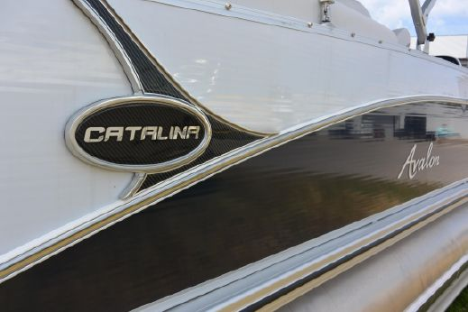 2014 Avalon Catalina Quad Lounge - 24'