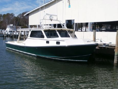 2001 Phil Jones 42  Chesapeake Deadrise