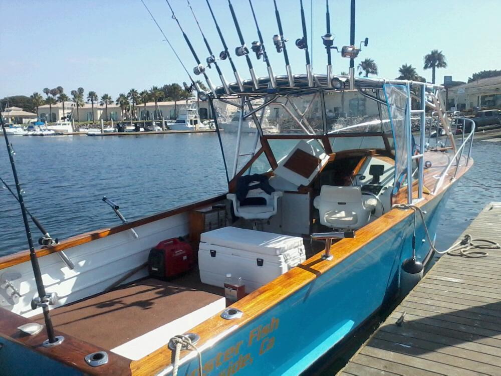 29 ft 1985 emmet jones custom sport fisher