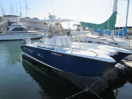 2005 Dencho Marine Power Cat