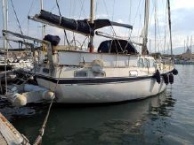 1983 Siltala Nauticat 43