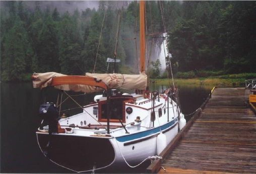 2003 Captain Blackburn Cutter 28