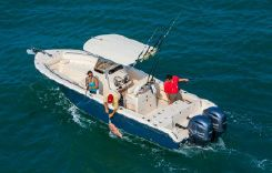 2015 Grady-White 257 Fisherman C/C