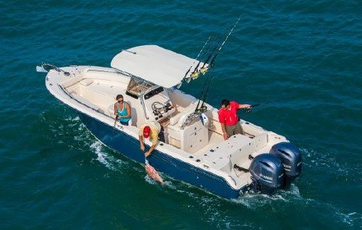 2015 Grady-White 257 Fisherman C/C
