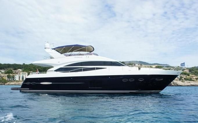 2011 Princess 72 Motor Yacht Power Boat For Sale Www Yachtworld Com