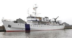 1951 Standby Guard Expedition Vessel