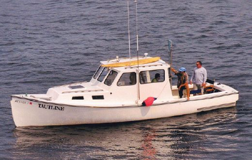 1973 Repco/general Marine Lobster Boat