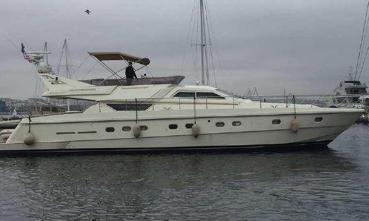 1999 Ferretti Yachts 62 Aniversary