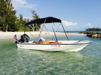 1986 Boston Whaler Super Sport 15