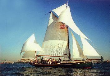 1924 English Channel Yawl