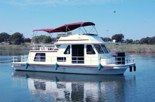 1997 Gibson 41 Custom Houseboat