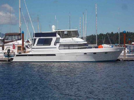 1991 Transworld motor yacht