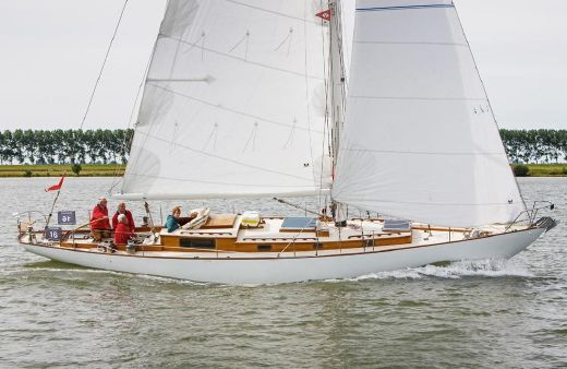 1957 Robert Clark Sloop 1957