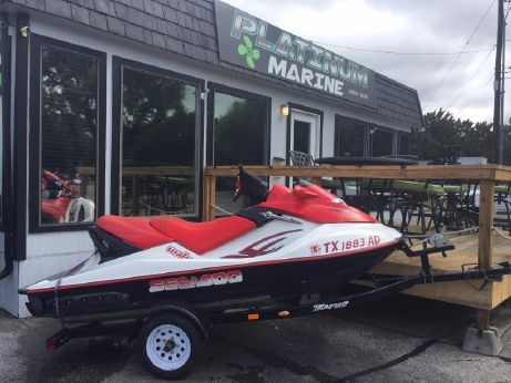 2006 Bombardier Sea-Doo gtx wake edition
