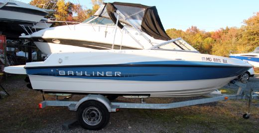 2013 Bayliner 185