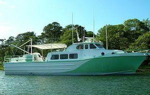 1982 Breaux Bay Craft Custom Crew Boat