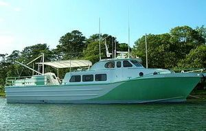 1982 Breaux Bay Craft Custom Crew Boat