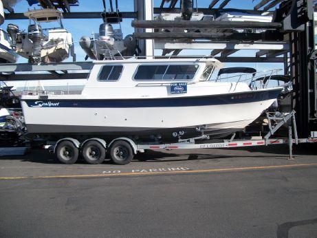 2010 Seasport Aleutian 2600