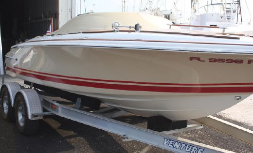 2008 Chris Craft Lancer/Woody
