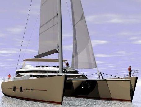2017 Bimini 110' Catamaran