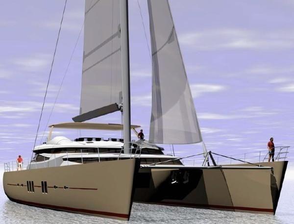2017 Bimini 110' Catamaran Sail Boat For Sale - www.yachtworld.com