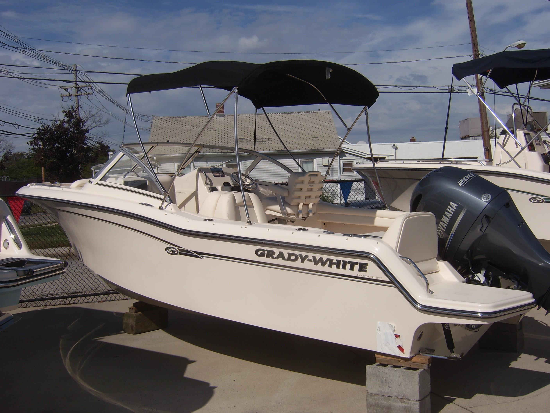 2018 Grady White Freedom 215 Motor Båt til salgs no