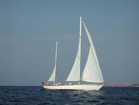 1971 Sparkman & Stephens Ocean cruiser racer