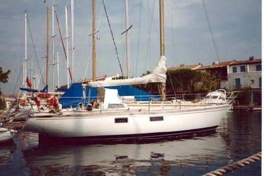 1974 Dufour 35