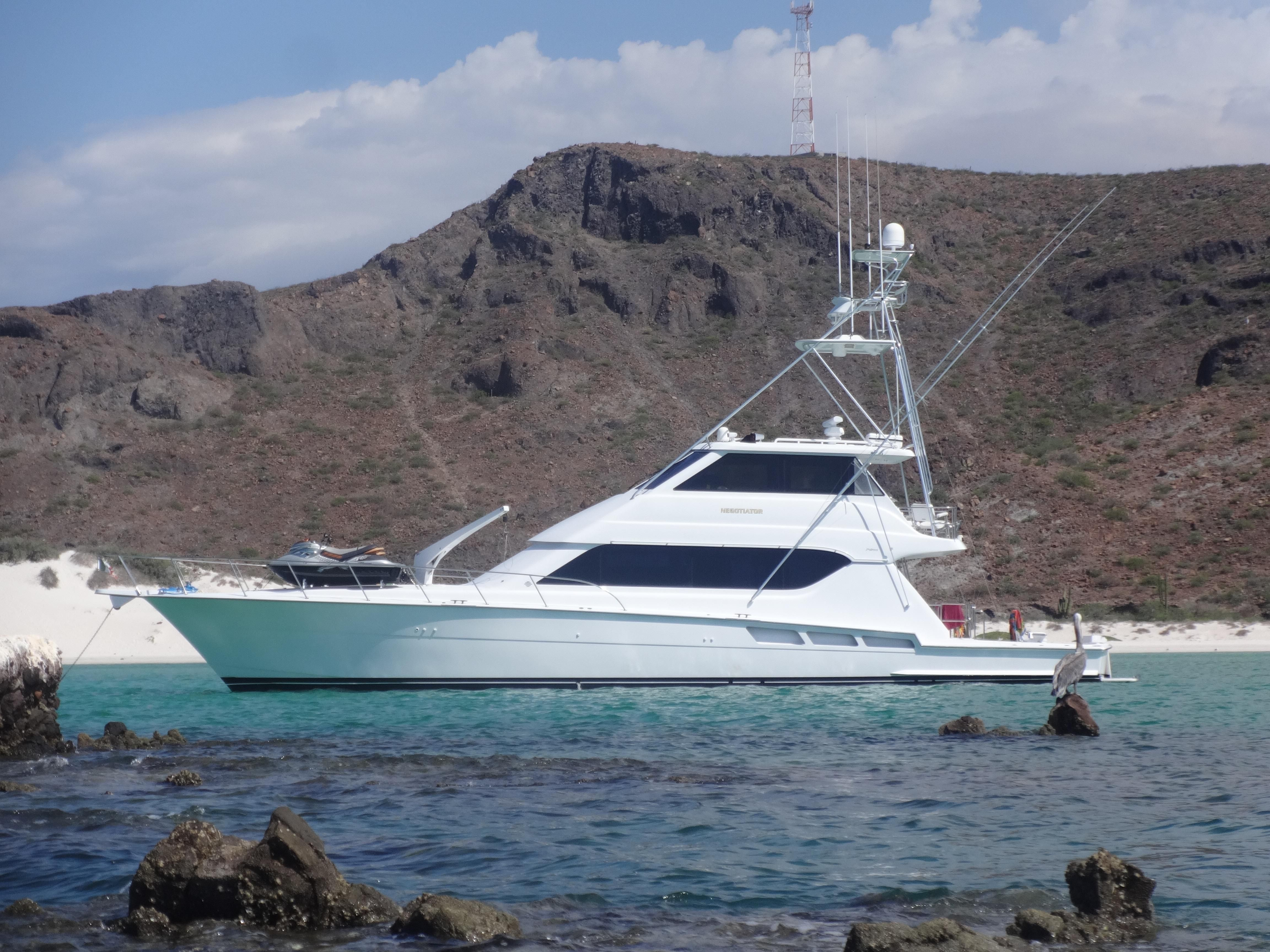 2000 hatteras 70 convertible power boat for sale www for Hatteras fishing boat
