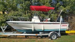 1999 Boston Whaler 17 Outrage II